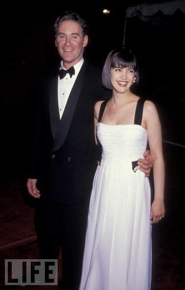 Did not know they were married!! Kevin Kline and Phoebe