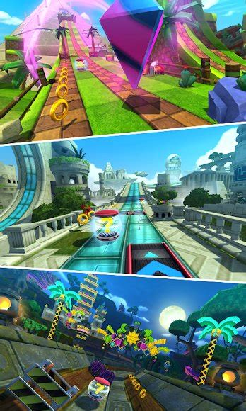 Download Sonic Forces [MOD Unlocked] 3
