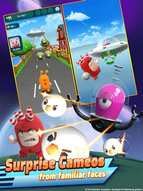 Oddbods Turbo Run for Android - APK Download