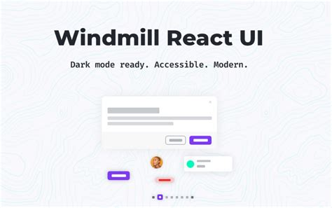 A React component library based on Tailwind CSS
