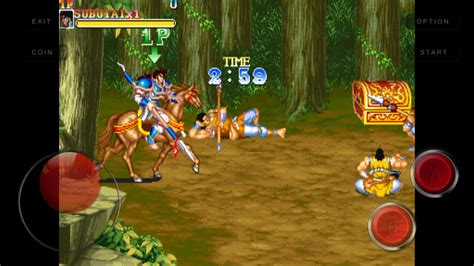 Arcade Classic : Warriors of Fate for Android - APK Download