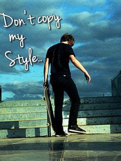 Dont Copy My Style - DesiComments