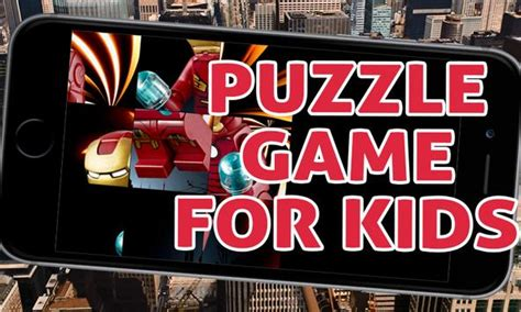 Puzzles Lego Iron Man for Android - APK Download