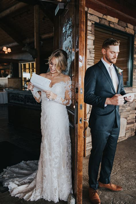 Tips For Writing Your Own Wedding Vows   Wedding Ceremony