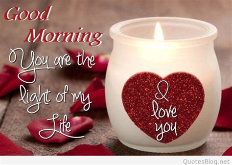 Good Morning My Love Images, DP Status, Messages and