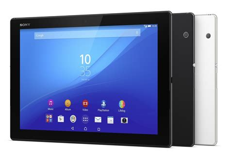Sony Xperia Z4 Tablet Unveiled - Highest Tablet Specs Yet