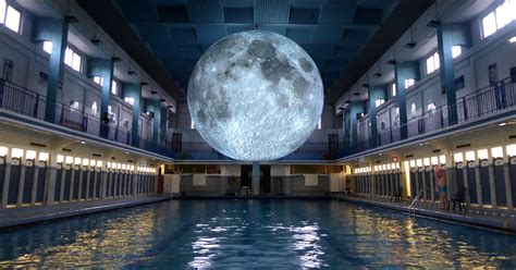 luke jerram's museum of the moon continues its travels