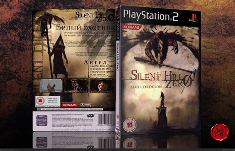 Silent Hill Zero PlayStation 2 Box Art Cover by