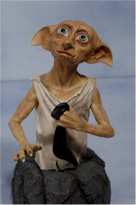 Harry Potter Dobby/Dementor mini-busts - Another Toy
