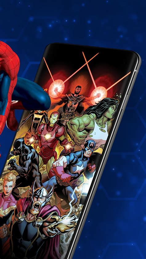 Marvel Unlimited for Android - APK Download
