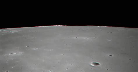 China Releases Footage of Lander Touching Down on Lunar
